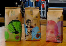 Australian design and the universe verses Studio Pip and Co. » Coffee Supreme breaks the packaging drought