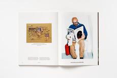 John Morgan studio — ArtReview magazine