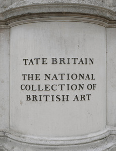John Morgan studio — Tate Britain