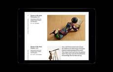 Daniel Calderwood—Magic Ladders