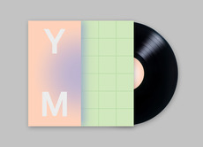 Dream LP's - Maggie Chok—Graphic Design