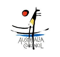 Item 144: Australia Council logo / Lyndon Whaite / 1980s « Recollection