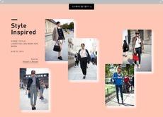 Garmentory (Website) - Maggie Chok—Graphic Design