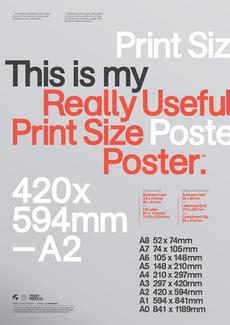 Print-Process / Product / Print sizes