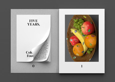 Colophon Foundry - FIVE YEARS