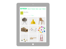 FRESH™ — Berger & Föhr — Graphic Design & Art Direction