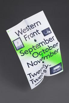 Western Front Fall Calendar 2012