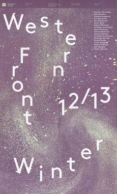 Western Front Winter Calendar 2012