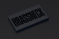 Brassneck Brewery – Visual Identity & Packaging