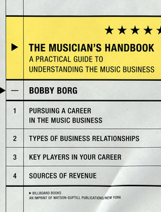 The Musician's Handbook on the Behance Network