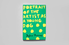 Zigmunds Lapsa / graphic design & illustration / Dylan Thomas