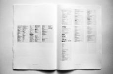2013 — Backwords - Andrea Evangelista