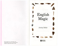 Fraser Muggeridge studio: Jeremy Deller - English Magic, British Council 2013
