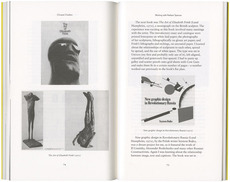 Fraser Muggeridge studio: Sara De Bondt and Fraser Muggeridge: The Form of the Book Book, Occasional Papers 2009