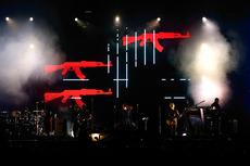 Massive Attack | United Visual Artists