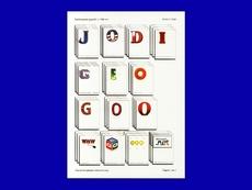 Floris van Driel – Graphic Design / Jodi – Geo Goo