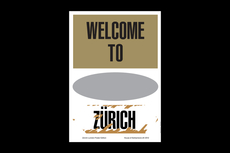 Zurich-London Poster Edition - OK-RM