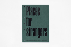 Places for Strangers, Mæ architects - OK-RM