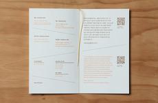 graphic design for folk culture exhibition - Mediator between Heaven... - Jaemin Lee