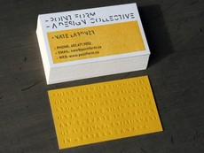 Point Form Business Cards « Beast Pieces