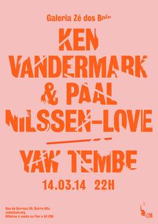 ZDB: Ken Vandermark & Paal Nilssen-Love *NEW – Raquel Pinto