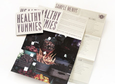 HEALTHY YUMMIES : Telegramme Studio