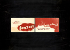 Almanac | Our Work :: Foam Coffee & Beer Brand/Identity Development