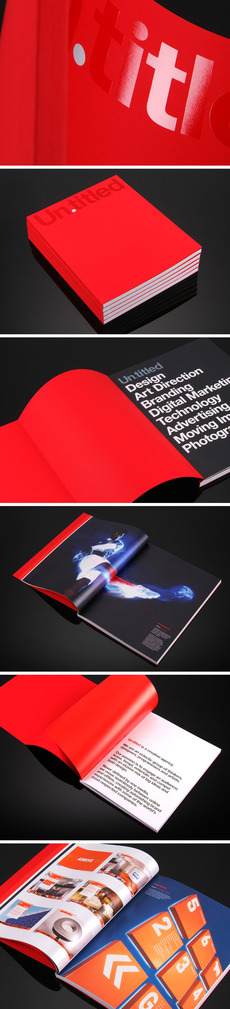 Un.titled Book : James Warfield / Creative Director