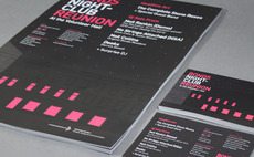Bonds Reunion (Cancer Research UK). Promotional Marketing, Illustration, Print | Definitive Studio® | Scottish Borders
