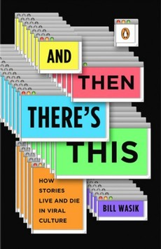 The Book Cover Archive: And Then There's This, design by Ben Wiseman