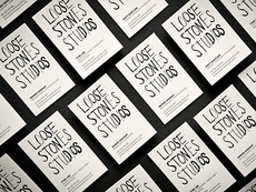 The Hungry Workshop - Loose Stones business cards