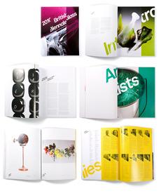 Mytton Williams Brand & Design - British Glass Biennale