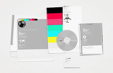 FFFFOUND! | FOX international channels Main stationery on the Behance Network
