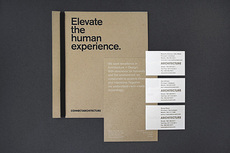 WeAreAllConnect Promotional Materials on the Behance Network