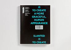 Slanted - Typo Weblog & Magazin - Das Gefühl Typografie - Alles über Schriften, Fontlabels & Design