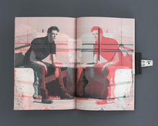 South Magazine, Peter Borg's Portfolio