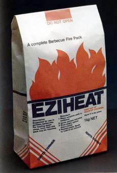 Item 146: Ezi-Heat packaging / John Nowland / 1980s « Recollection