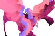 10,000 Digital Paintings · FIELD Experimental Illustration