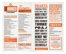 LT BURGER, NEW YORK on the Behance Network