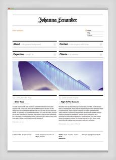 Johanna Lenander « Design Bureau – Lundgren+Lindqvist