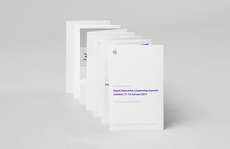Apple – ELS London « Design Bureau – Lundgren+Lindqvist