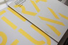 Werkplaats typography exhibit 2009 -- Abi Huynh