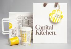 Capital Kitchen : Cornwell : Brand and Communications
