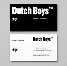 Eps51 graphic design studio: Dutch Boys™