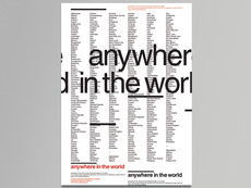 Anywhere In The World : C of Seeing