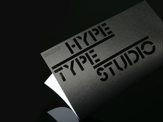 Hype Type Studio / Paul Hutchison — Graphic Design & Art Direction