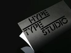 Hype Type Studio / Paul Hutchison — Graphic Design & Art Direction
