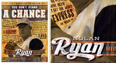 Southwest Airlines Nolan Ryan Campaign | GSD&M & Southwest Airlines | Helms Workshop