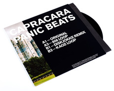 Capracara — Panic Beats Artwork - Nitzan — Edit