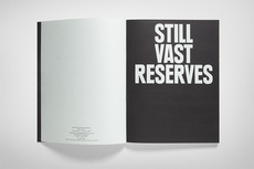 Fabio Ongarato Design | Still Vast Reserves